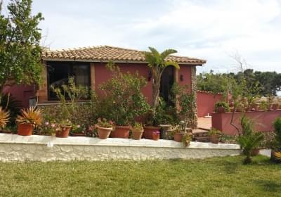 Casa Vacanze Residence Siracusa Plemmirio Villa Smeralda